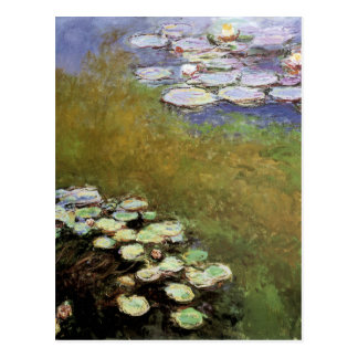 Water-Lillies, 1914-17 Postcard