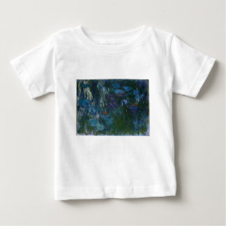 Water Lillies Baby T-Shirt