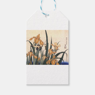 Water Lillies Gift Tags