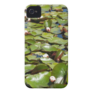 Water Lillies iPhone 4 Case