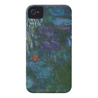 Water Lillies iPhone 4 Cover