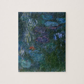 Water Lillies Jigsaw Puzzle