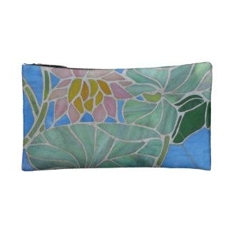 Water Lillies Makeup Bag