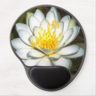 Water Lilly by Robert E Meisinger Gel Mouse Mat
