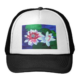Water Lilly Dance Trucker Hat