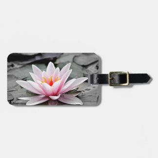Water Lily #2 Luggage Tag