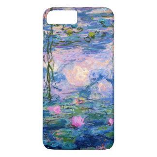 Water Lily Impressionism Fine Art iPhone 7 Plus Case