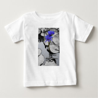 Water Lily Love Baby T-Shirt