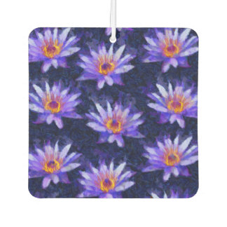 Water Lily Modern Air Freshener