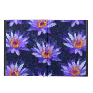 Water Lily Modern Case For iPad Air