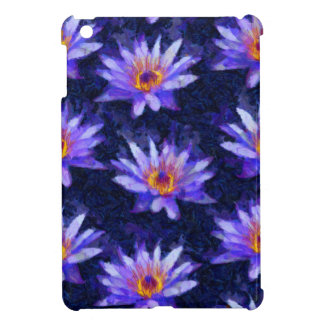 Water Lily Modern iPad Mini Case