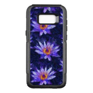 Water Lily Modern OtterBox Commuter Samsung Galaxy S8+ Case