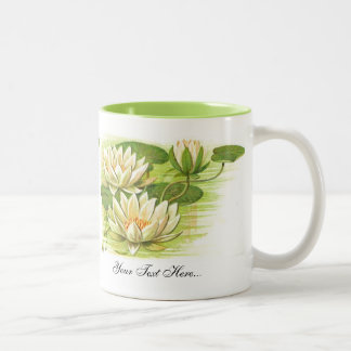 """Water Lily"" Mug"