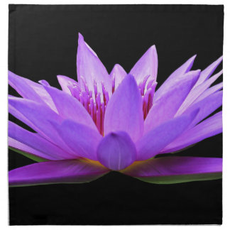 water-lily napkin