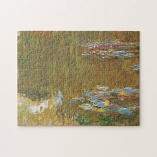 Water Lily Pond by Claude Monet Jigsaw Puzzle