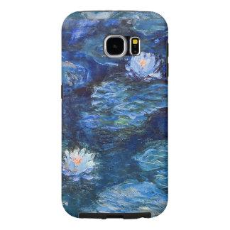 Water Lily Pond Fine Art Samsung Galaxy S6 Cases