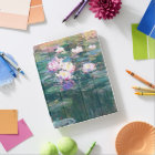 Water Lily Pond Monet Fine Art iPad Cover