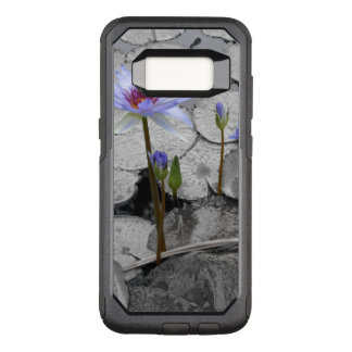Water Lily Standing Beauty OtterBox Commuter Samsung Galaxy S8 Case