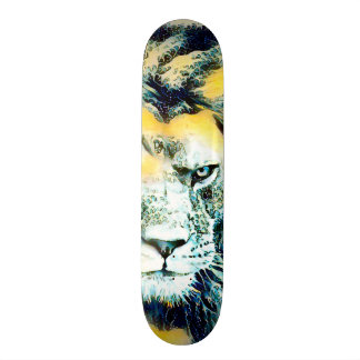 Water Lion Element Pro Park Board Skateboard Deck
