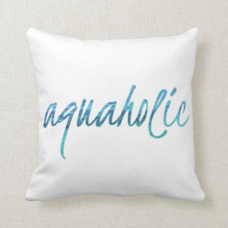 Water-lovers pillow design