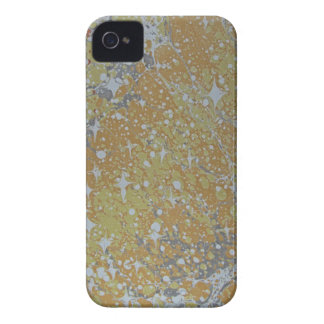 Water Marbling - Cosmos iPhone 4 Covers
