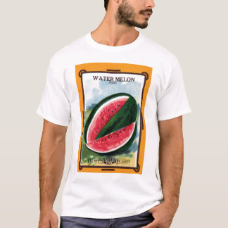 Water Melon Basic T-shirt