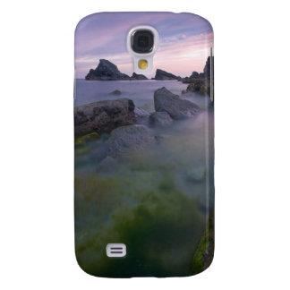 Water Misty Reef Rocks HTC Vivid / Raider 4G Case