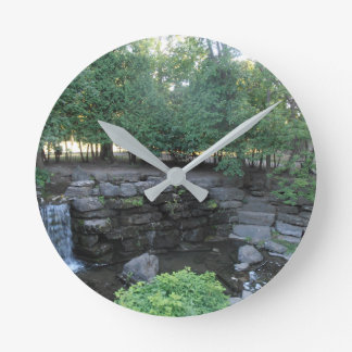Water Oasis Wallclocks