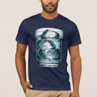 WATER ON ICE T-Shirt