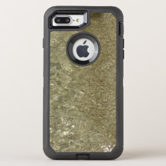 Water on the Beach II Abstract Nature Photography OtterBox Defender iPhone 8 Plus/7 Plus Case