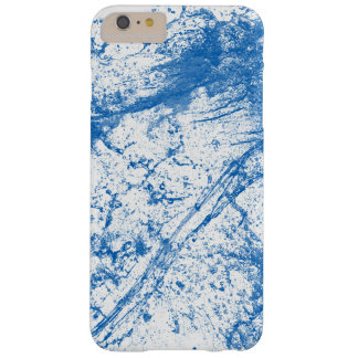 water or ink splash barely there iPhone 6 plus case