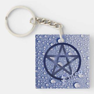 Water - Personalized Keychain