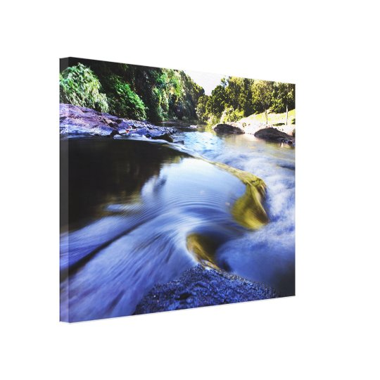 Water Photography Australia Canvas Print