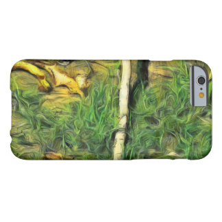 Water pipe in a garden barely there iPhone 6 case