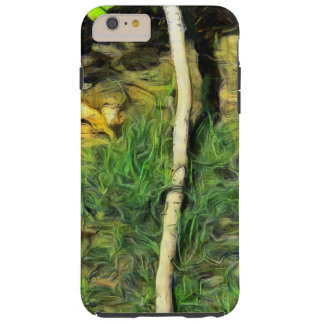 Water pipe in a garden tough iPhone 6 plus case