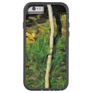 Water pipe in a garden tough xtreme iPhone 6 case