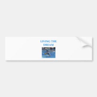 water polo bumper stickers