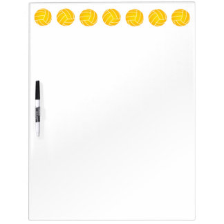 Water Polo Dry Erase Dry Erase Board