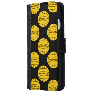 Water Polo iPhone 6 Wallet Case