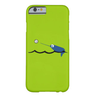 Water Polo Narwhal Zany Du Designs Children Sport Barely There iPhone 6 Case