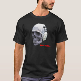 water-polo-skull T-Shirt