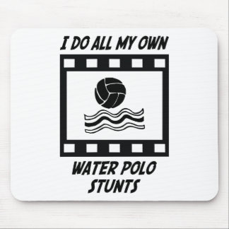 Water Polo Stunts Mouse Pad