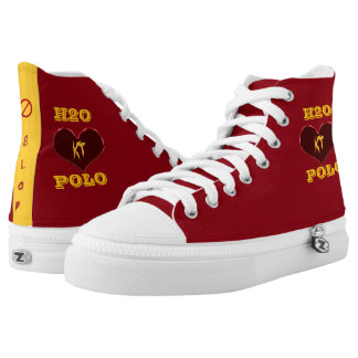 Water Polo Tennis Shoes Edit Initials