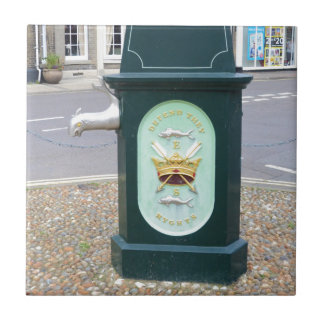 Water Pump At Southwold Tiles