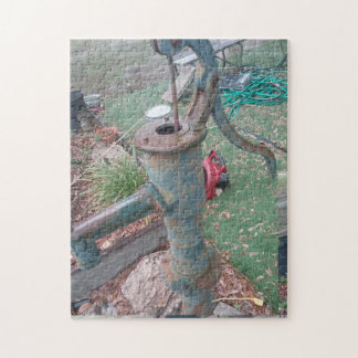 water pump jigsaw puzzle