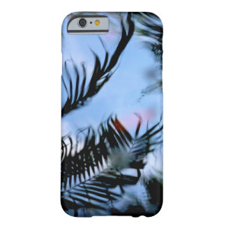 Water Reflection of a Palm Tree Barely There iPhone 6 Case