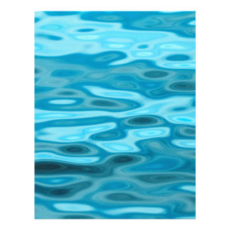 Water Reflections Letterhead