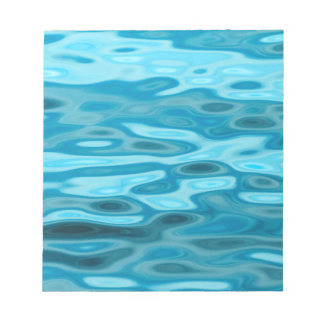 Water Reflections Notepad