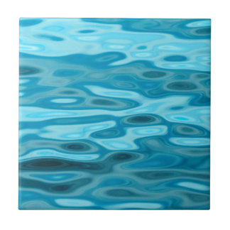 Water Reflections Tile