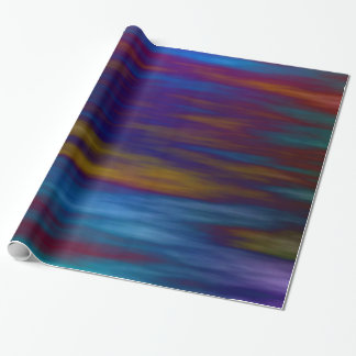 Water Reflections Wrapping Paper